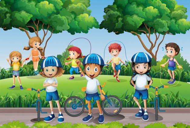 children-exercising-park_1308-3331